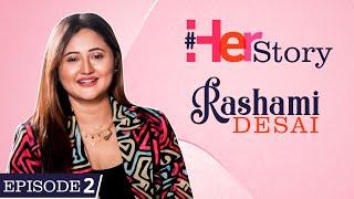 Rashami Desai on divorce with Nandish Sandhu, battling depression, financial lows | Her Story