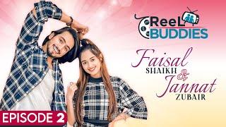 Mr Faisu and Jannat Zubair on their chemistry, friendship, knowing each other   Reel Buddies   Lehja