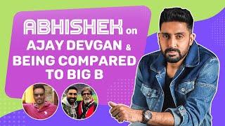 Abhishek Bachchan on Amitabh Bachchan, Aishwarya Rai Bachchan & Jaya Bachchan's reaction to Big Bull