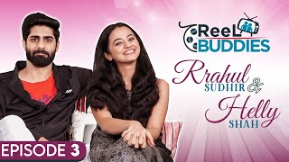 Helly Shah & Rrahul Sudhir on 1st impression, friendship, fights   Ishq Me Marjawan   Reel Buddies