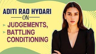 Aditi Rao Hydari on judgements, battling conditioning   Ajeeb Dastaans   Neeraj Ghaywan