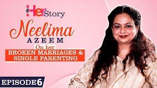 Neelima Azeem on broken marriages with Pankaj & Rajesh; bond with Shahid, Ishaan & Mira   Her Story