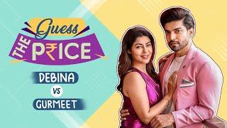 Gurmeet Choudhary & Debina Bonnerjee's HILARIOUS fight will make you go LOL! Guess The Price Ep 5