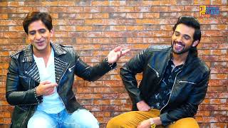 Parth Samthaan & Arslaan Goni - Full Interview - Main Hero Boll Raha Hun Web Series