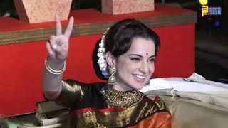 Kangana Ranaut ZABARDAST Entry - Thalaivi Trailer Launch
