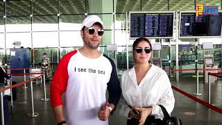 Kundali Bhagya Serial Preeta Aka Shraddha Arya & Team Spotted At Mumbai Airport