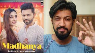 Madhanya Song Review - Rahul Vaidya, Disha Parmar & Asees Kaur