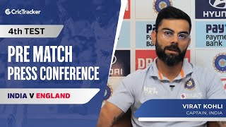 We Are Successful Because We Don't Crib About Pitches: Virat Kohli, Press Conference, IND vs ENG