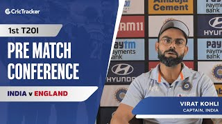 Rohit & Rahul Will Be Our First Choice Openers In T20Is: Virat Kohli, Press Conference, IND vs ENG