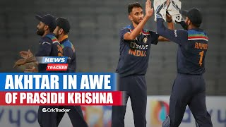 Shoaib Akhtar Impressed With Indian Speedster Prasidh Krishna And More Cricket News