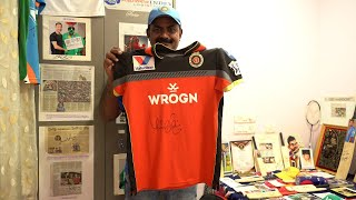 Exclusive Interview With RCB Superfan Sugumar |The Story Of Virat Kohli & RCB's Superfan Sugumar
