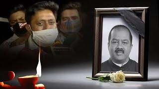 Rudra Moharathy Reaction On Ajit Mangraj Death#Ajit Mangraj Death News