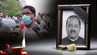 Jaydev Jena Reaction On Ajit Mangraj Death#Ajit Mangraj# Pipili Election