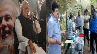 MLC Election | BJP MLC Ramachandra Rao Ne Khilaya Dosa |@Sach News