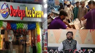 Good News For Ice Cream Lovers | Buy 1 Get 1 Free Offer In Darleys Ice Cream | Hyderabad |@Sach News