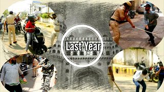 Hyderabad Be Ready | It's Just For Fun | Highlights Of Last Year | Stay Home Stay Safe | @Sach News
