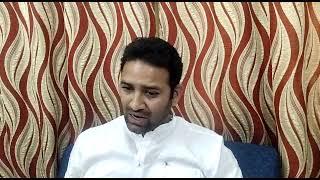 MP BUDGET 2021-22 : Sachin Yadav ने कहा जुमलेबाजी वाला बजट