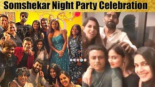 ????VIDEO: Som Sekhar Birthday Night Party | Bigg Boss Anbu Gang Party