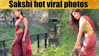 Actress Sakshi Agarwal Latest viral photos