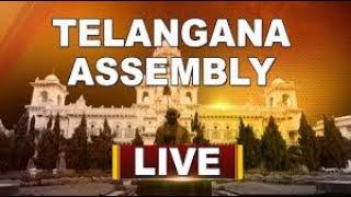 Live From Telangana Assembly    7th Session of Telangana Legislative Assembly - Day 03    JANAVAHINI