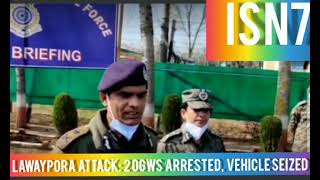 Jammu and Kashmir big breaking