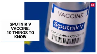 Sputnik V Vaccine: How effective could India's third Covid-19 vaccine be?