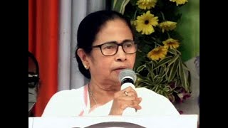 'Club last 3 phases of WB Polls in wake of surge in COVID cases': Mamata Banerjee writes to EC