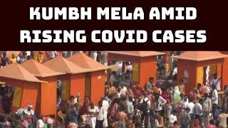Niranjani Akhara Exits Kumbh Mela Amid Rising COVID Cases | Catch News