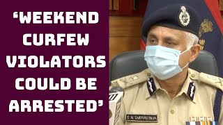 'Weekend Curfew Violators Could Be Arrested', Warns Delhi Police Commissioner | Catch News