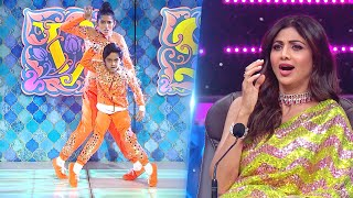 SUPER DANCER 4 Promo | Super Guru Vartika Aur Sanchit Ka Shocking Performance, Standing Ovation Mila