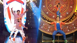 SUPER DANCER 4 Promo   Florina - Tushar Shetty Vs Anshika - Aryan Patra