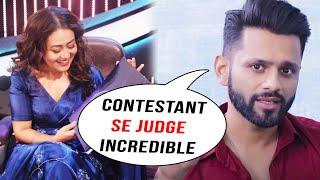 Rahul Vaidya Praises Indian Idol 12 Judge Neha Kakkar, Here's What He Said