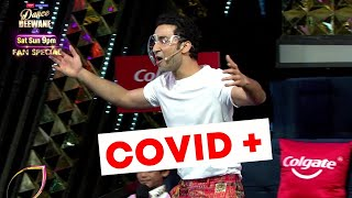 Shocking! Dance Deewane 3 Host Raghav Juyal Tests Positive