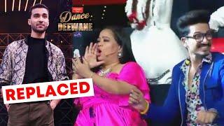 Dance Deewane 3 Host Raghav Juyal Replaced With Bharti And Harsh