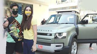Rahul Vaidya With His GF Disha Spotted With 1 CRORE Car