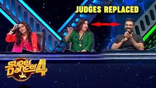 Super Dancer 4 Ke NEW Judges Remo D'Souza Aur Farah Khan, Kaha Gaye Shilpa Shetty Aur Anurag Basu