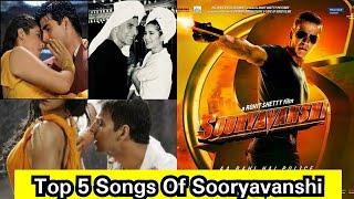 Top 5 Songs Of Sooryavanshi, Tip Tip Barsa Paani