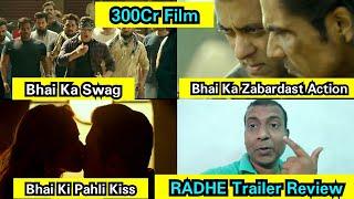 Radhe Trailer Review By Bollywood Crazies Surya, Bollywood Ka End Karne Wale Gayab,Salman Khan Rocks