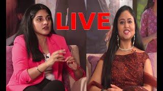 vakeel saab movie Nivetha Thomas FULL Interview || social media live || social media live