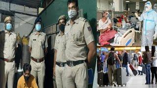 Oxygen Cylinders Ki Black Market Kar Raha Tha Yeh Aadmi | Desh Ki Rajdhani Se Khaas Khabrain |