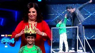 Super Dancer 4 Promo | Subhranil Aur Pruthviraj Ke Performance Ko Remo Aur Farah Ka Standing Ovation