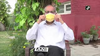 Double Mask Prevents COVID Infection By 85% to 88%: Haryana's COVID-19 Nodal Officer   Catch News