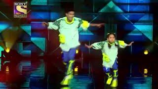 Super Dancer 4 Promo | Ghungroo Song Par Tushar Shetty Aur Florina Ka Amazing Performance