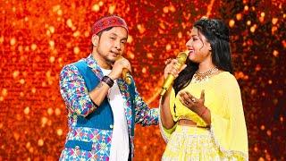 Pyaar Hua Ikraar Hua पर Pawandeep और Arunita का DUET Performance | Indian Idol 12