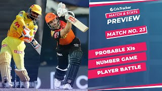 IPL 2021: Match 23, CSK vs SRH Predicted Playing 11, Match Preview & Head to Head Record - Apr 28th