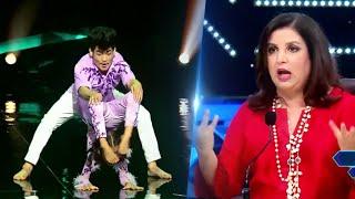 Super Dancer 4 Promo   Super Guru Pankaj Thapa Aur Pari Ke Performance Ko Farah Aur Remo Ka Salute