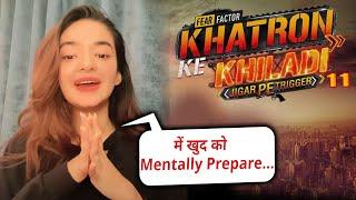 Khatron Ke Khiladi 11 Par Anushka Sen Ka Reaction, Mein Khud Ko Mentally Prepare...
