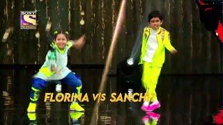 Super Dancer 4 Promo | Florina Vs Sanchit Battle, Stunning Performance, Remo D'Souza Shocked