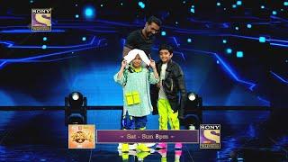 Super Dancer 4 Promo | Florina Aur Sanchit Ko Ghar Le Gaye Remo D'Souza, Dhamakedar Performance