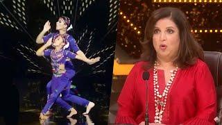 Super Dancer 4 Promo | Super Guru Bhawna Aur Neerja Ka Outstanding Performance, Farah Khan Shocked